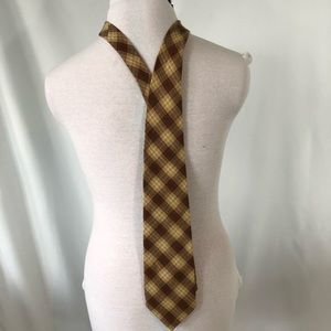 Abercrombie & Fitch Durable Good 100% Cotton Tie